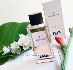 DOLCE&GABBANA 3 LImperatrice edt 100 мл - лицензия отличного качества