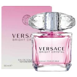 VERSACE Bright Crystal edt 90 мл - лицензия отличного качества