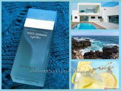 DOLCE&GABBANA Light Blue edt 100 мл - лицензия отличного качества