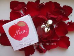 Nina Ricci Nina red apple edt 80 мл -лицензия отличного качества