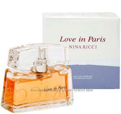 NINA RICCI Love in Paris edp 80 мл - лицензия отличного качества