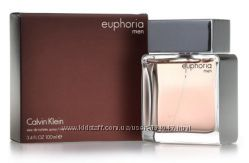 CALVIN KLEIN Euphoria Men edt 100 мл - лицензия отличного качества