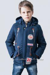 Деми Курткаи для мальчиков на рост 128-152 без минималок