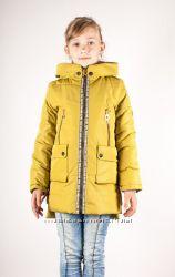 Курточка деми для девочек 122-146р