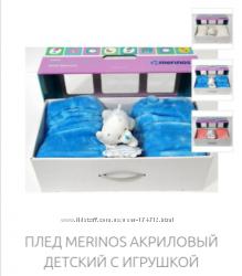 Турецкий плед с игрушкой по оптовым ценам