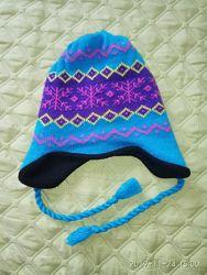 Зимова шапка, утеплена флісом на 7-14 років з Сша