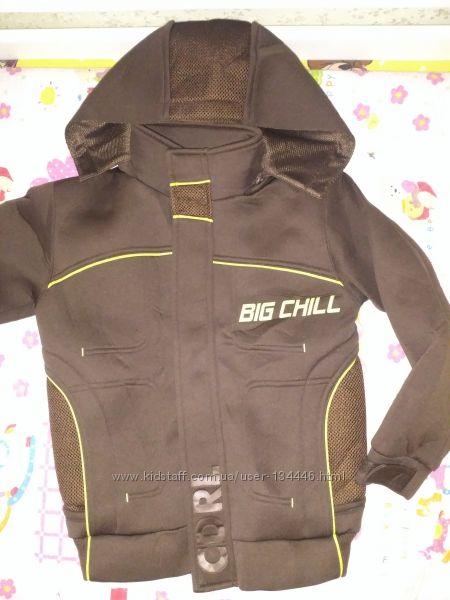 Куртка Coccodrillo софт-шелл 128р