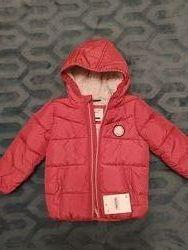 Новая нежная курточка C&A Palomino 2года, демисезон