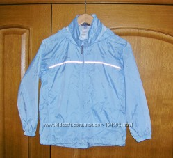 Куртка дождевик детская QUECHUA Франция. Рост 134-145. 10 лет
