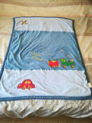 Детское одеяло regina train.