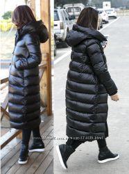 Теплый зимний  женский пуховик, S-XL в наличии
