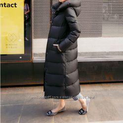5eb769c5214 Классическое длинное пуховое пальто