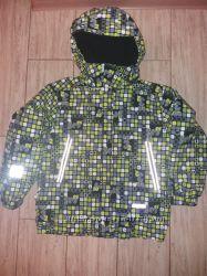 Продам куртку деми на флисе LENNE модель MACK 110р.