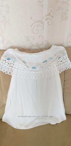 Продам в идеальном состоянии блузку для беременных