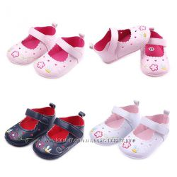 Пинетки-сандалики, пинетки-туфельки - первая обувка для ваших малышек
