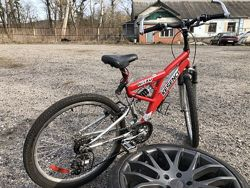 Подростковый горный велосипед KESENCI NITRO 24