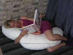 Подушка кормления в форме С Smile 200 см