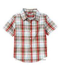 Рубашка Gymboree на мальчика 10-12 лет