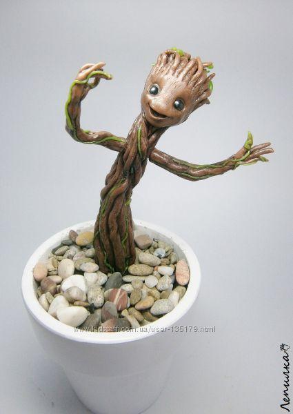 Малыш Грут Little Groot
