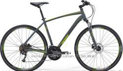 Новый велосипед MERIDA Crossway 300 2015 44 размер торг