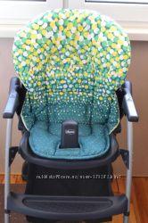 Сменный чехол на стульчик для кормления Сhicco Happy Snaсk