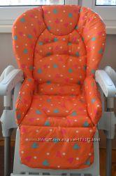 Новый сменный чехол на стульчик для кормления на Chicco Polly 2 в 1