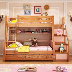 Кровать из дерева Mobler