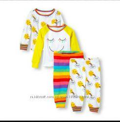 Пижамки на девочку children&acutes place