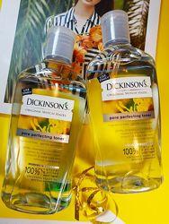 Тоник тонер для лица с гамамелисом Dickinson Brands