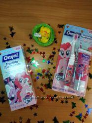 Зубная паста детская Orajel Май Литл Пони