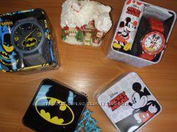 Детские часы Бэтмен Микки Маус