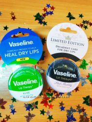 Вазелин Бальзам для губ Vaseline Lip Therapy