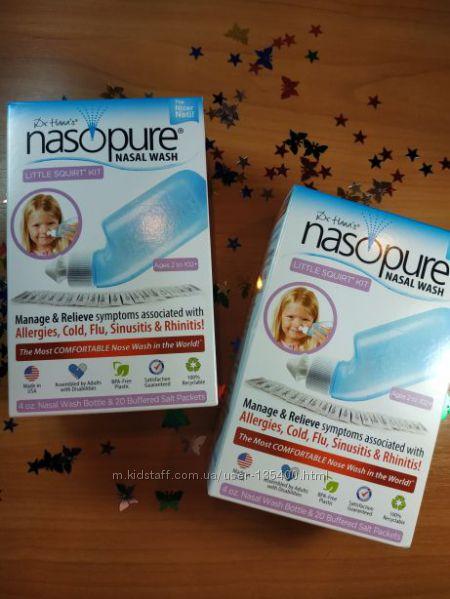 Nasopure Набор для промывания носа
