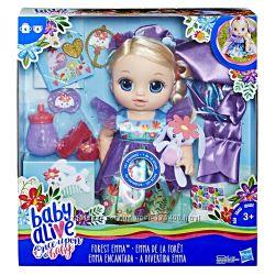 Baby Alive Кукла Лесные сказки Лесная фея Эмма