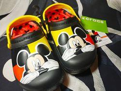 Детские утепленные Кроксы Crocs