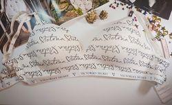 Хлопковый бюстгальтер без косточек Victoria&acutes Secret