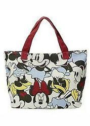 Пляжная сумка Минни  Маус  Minnie Mouse Дисней Disney