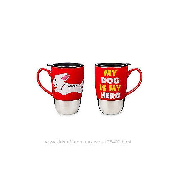 Чашка керамическая Bolt Travel Mug Oh My Дисней  Disney