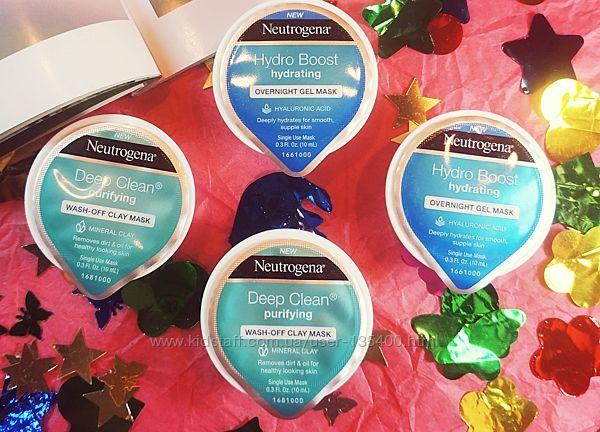 Маска для лица Neutrogena Deep Clean Hydro Boost