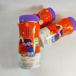 Витамин С Для Детей U-Cubes Solgar