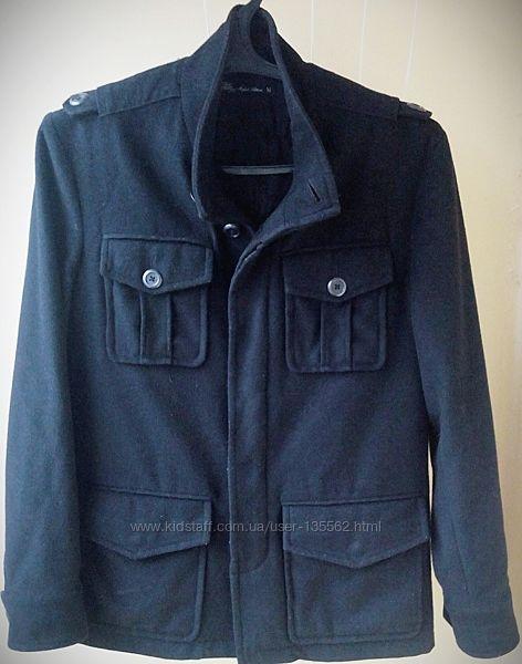 Стильное укорочённое пальто Next