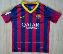 Футболка для мальчика Nike Barcelona FC