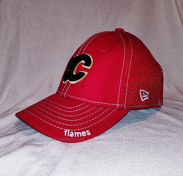 Кепка бейсболка хоккейная NewEra Calgary Flames NHL