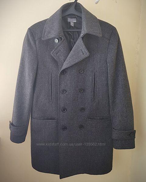 Мужское укороченное пальто H&M