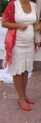 Красивый костюм для беременных Бэби Жду в отличном состоянии