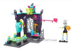 Конструктор Mega Bloks Monster High в ассортименте