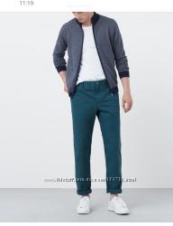 Мужские штаны чиносы Mango