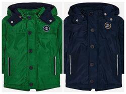 Mayoral демисезонная куртка парка для мальчика 98-122