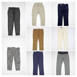 Брюки штаны джинсы вельветовые для девочки Original Marines