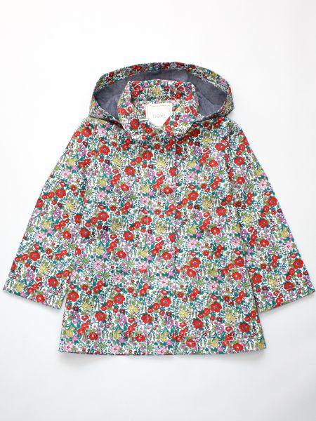 Куртка ветровка Next дождевик для девочки